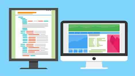 دورة تصميم مواقع الإنترنيت متقدمة مع المدرب نزار الوتار مجاناً