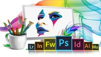 التصميم باستخدام Adobe PhotoShop + Illustrator 1 Course courseset com