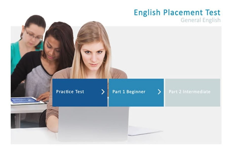 كورس سيت placement test main coursese comt