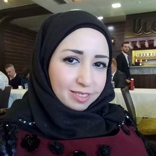 شيماء رشواني مشرفة مسارات التصميم