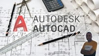 دورة Autodesk® AutoCAD®2021 First Completed Advanced Lectures courseset com كورس سيت
