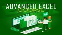 دورة كورس الاكسيل المتقدم Professional Advanced Excel course كورس سيت courseset com
