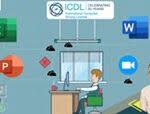 دورة ICDL Course MS OFFICE Essential training 4 Course Bundle كورس سيت courseset com