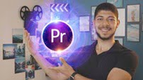 دورة Video Editing on Adobe Premiere Pro ( كورس مونتاج ) كورس سيت courseset com