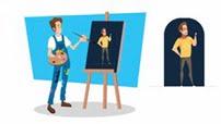 دورة كورس رسم البورترية والأشخاص من البداية الي الاتقان للمبتدئين كورس سيت courseset com