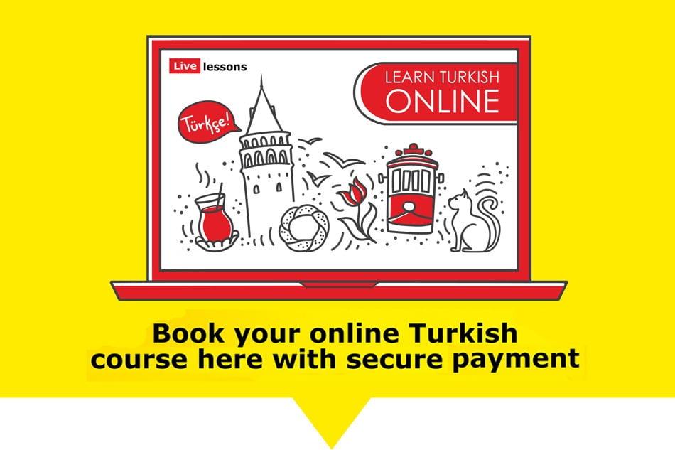 كورس سيت دورة اللغة التركية A2 أون لاين مباشر courseset com